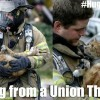 #HugAThug for Labor Day