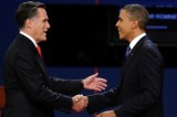 Debate Results Are In: Mitt Romney Won…Against Mitt Romney