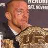 St-Pierre vs. Hendricks, and Why Dana White is a Tool