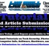 Tutorial and Article Submissions